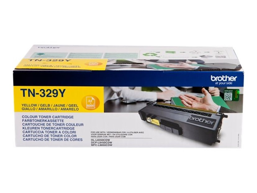 Brother Toner Geel TN-329BY 6k