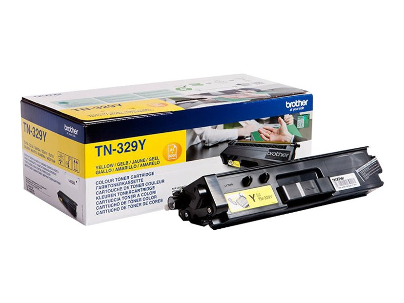 Brother Toner Gul TN-329BY 6k