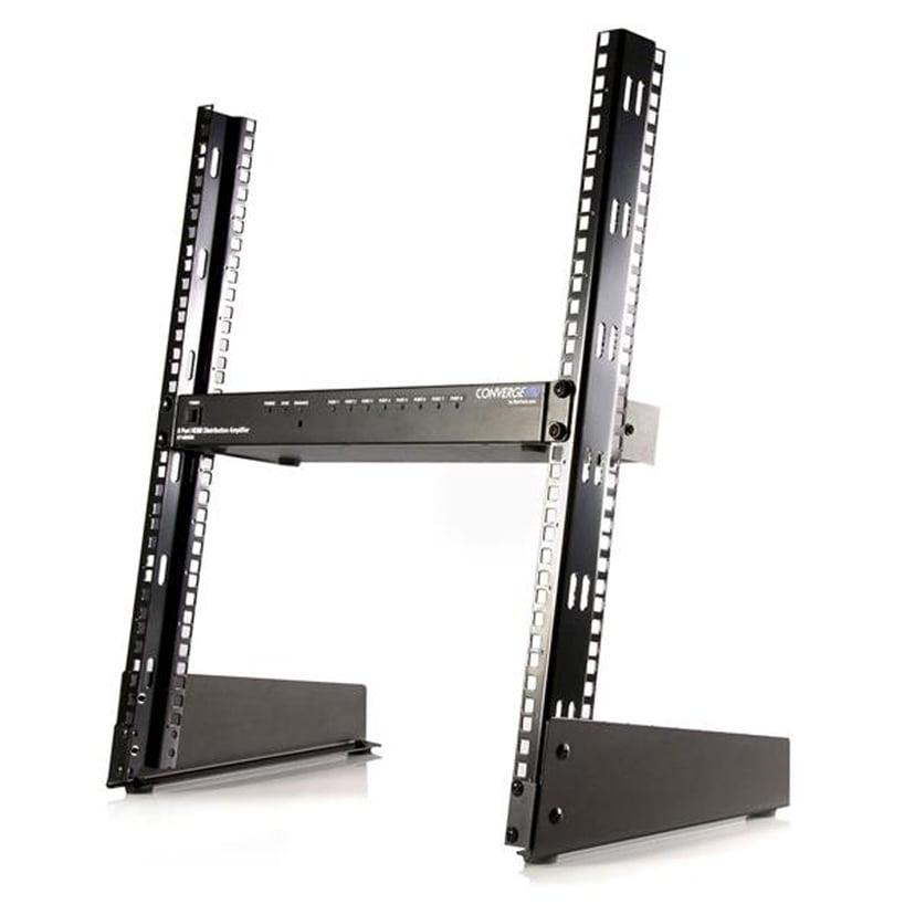 """Startech Open Frame 2 Post 19"""" 12"""" Rack"""