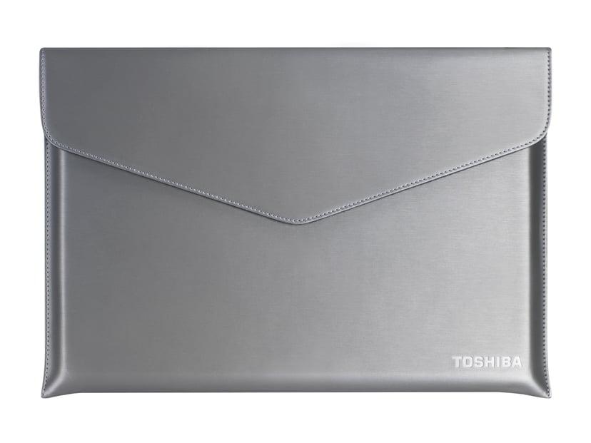 """Toshiba Ultrabook Sleeve Z30 13.3"""" Fløyel; Polyuretanlær"""