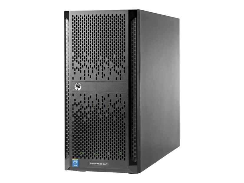 HPE ProLiant ML150 Gen9 Entry Xeon Med 6 kärnor 4GB