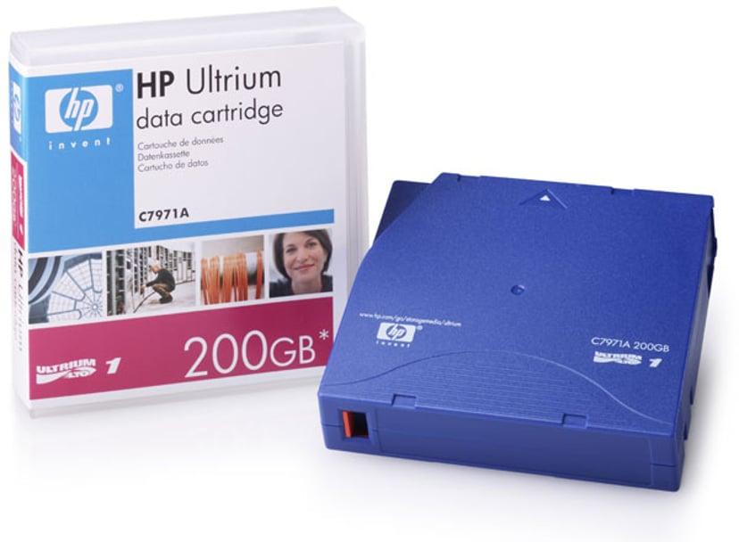 HPE LTO Ultrium X 1 LTO Ultrium 0.195TB 1st