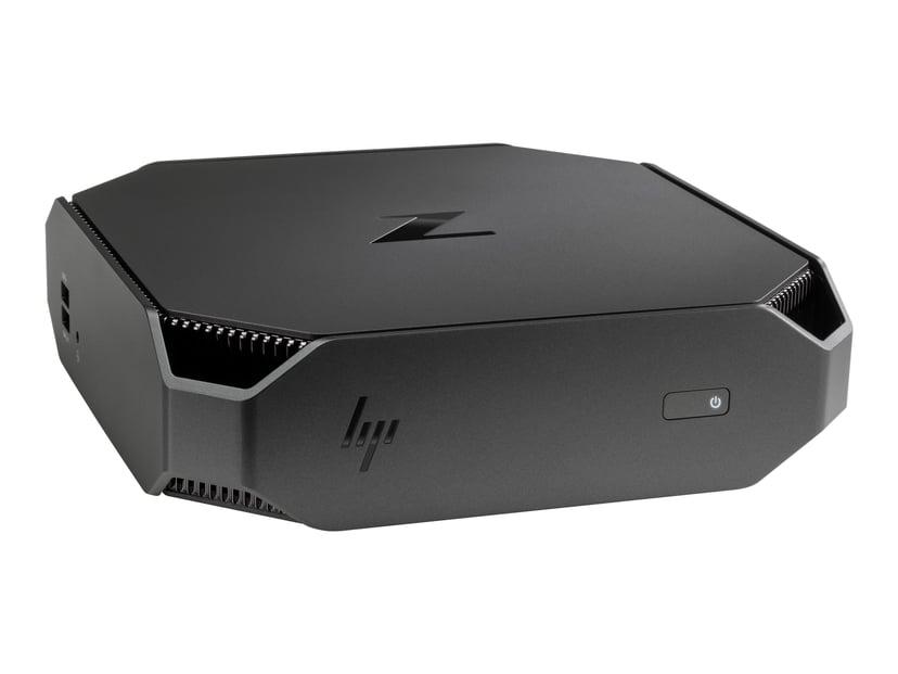 HP Workstation Z2 Mini G4 Performance Core i7 16GB 512GB NVIDIA Quadro P1000 / Intel HD Graphics 630