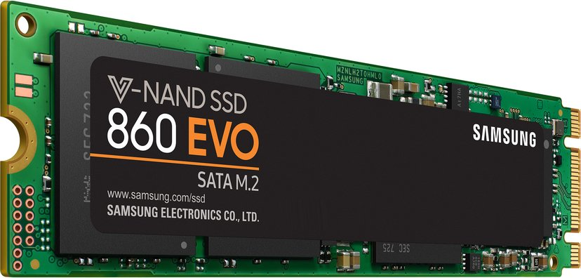 Samsung 860 Evo 1000GB M.2 2280 Serial ATA-600