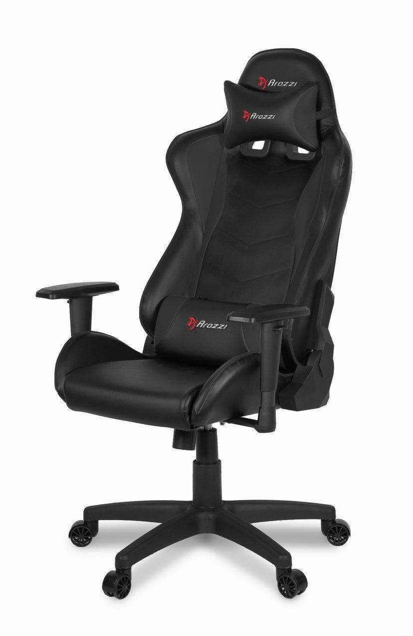 Arozzi Mezzo V2 Gaming Chair - Black