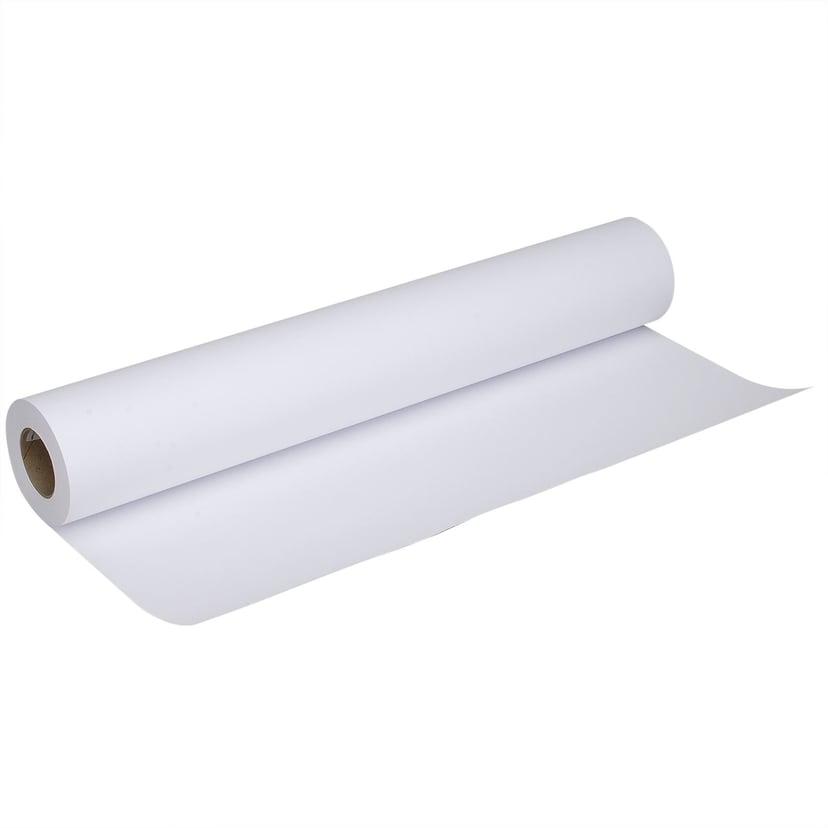 """HP Papier Bright White 24"""" Rollen 45m 90G, Inkt"""