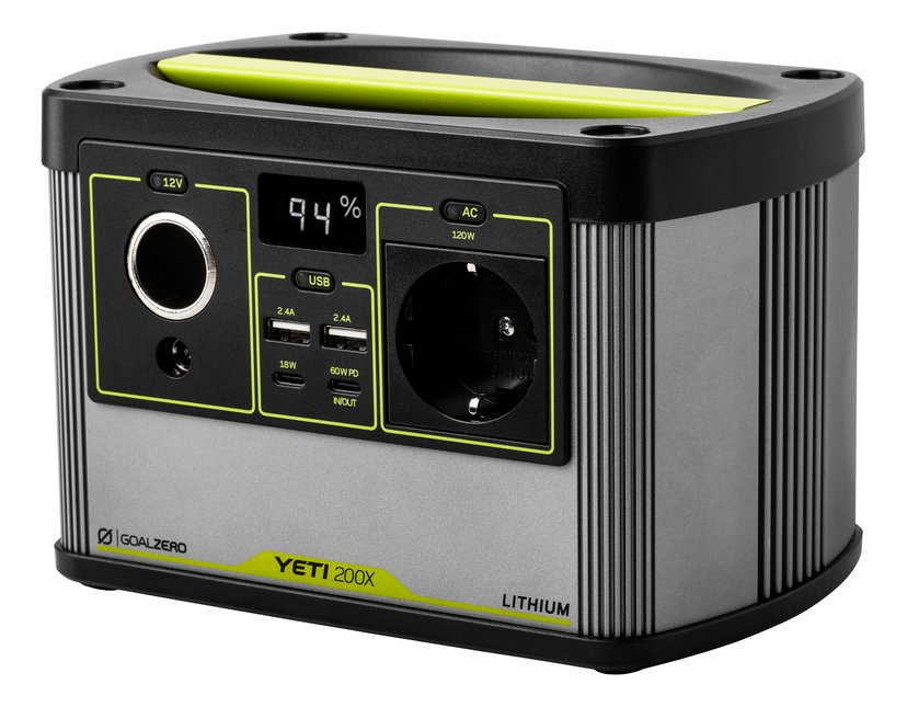 Goal Zero Yeti 200X Lithium Portable Power Station 230V