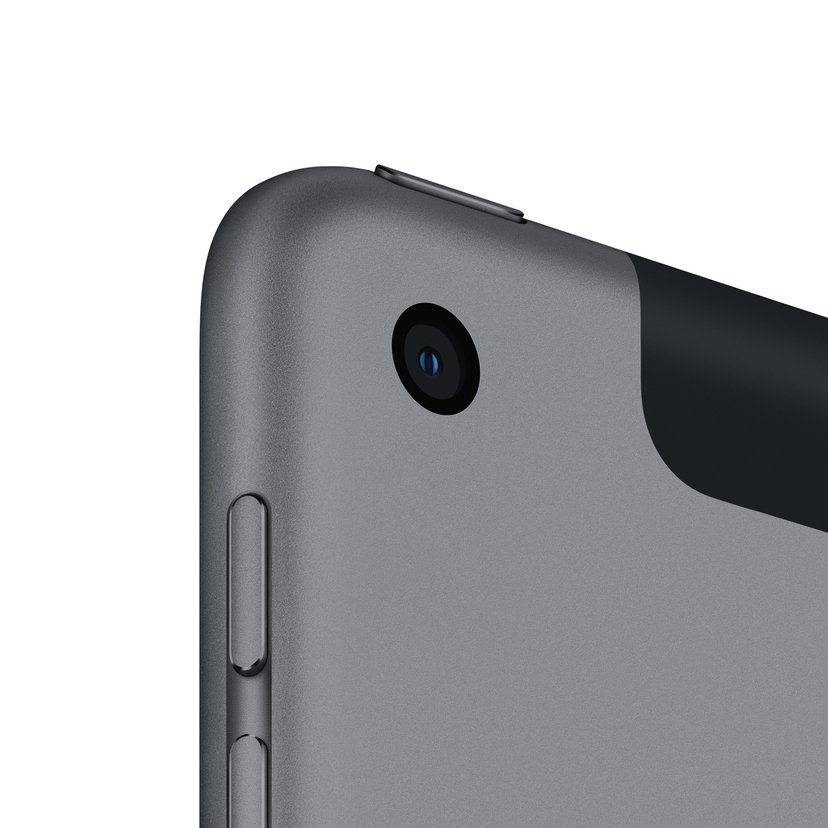 "Apple iPad 8th gen (2020) Wi-Fi + Cellular 10.2"" A12 Bionic 128GB Rymdgrå"