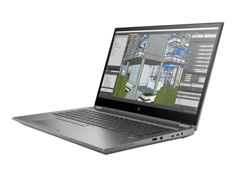 """HP ZBook Fury 15 G7 Mobile Workstation Core i9 32GB 1024GB SSD 15.6"""""""