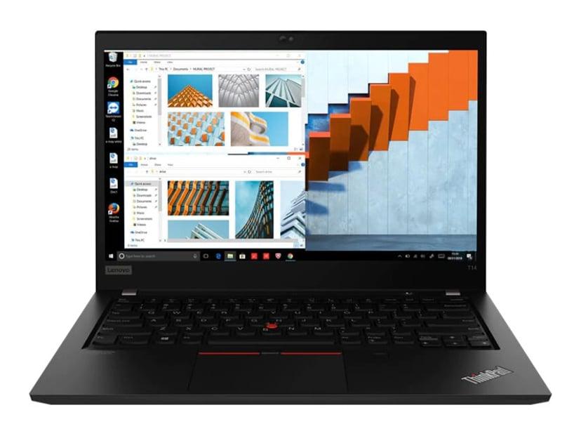 "Lenovo ThinkPad T14 G1 Core i7 16GB 512GB SSD Oppgraderbar til WWAN 14"""