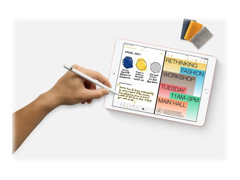 """Apple iPad 8th gen (2020) Wi-Fi 10.2"""" A12 Bionic 128GB Guld"""
