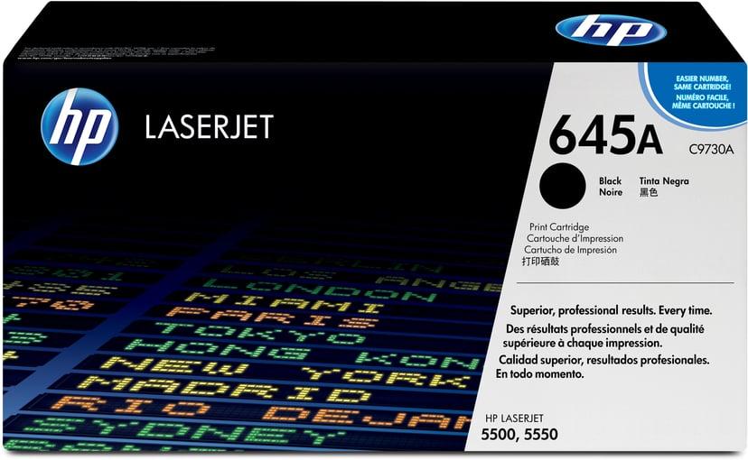 HP Toner Svart 13K - C9730A
