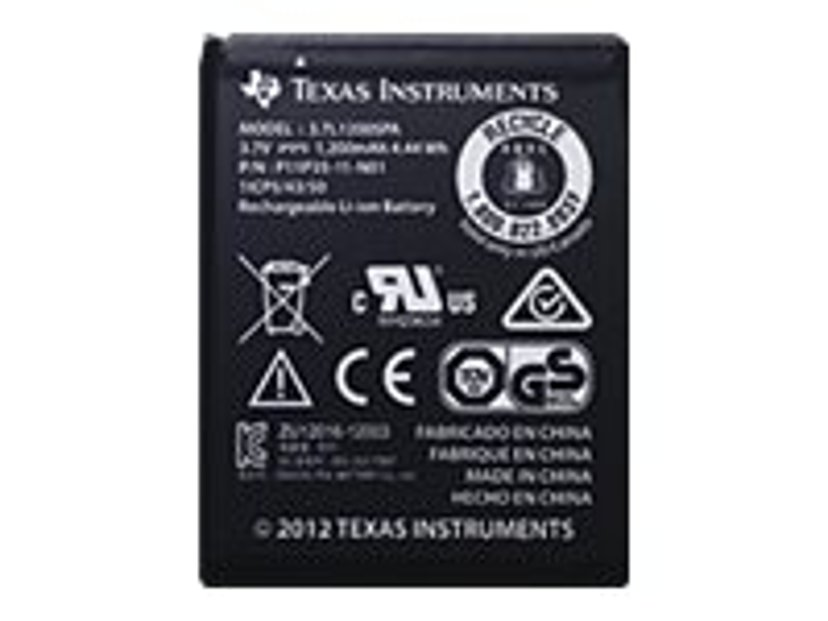 Texas TI-84 Plus CE-T Python Color