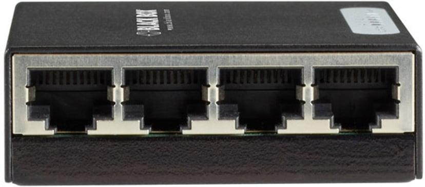 Black Box USB-Powered 4-Port Gigabit Switch