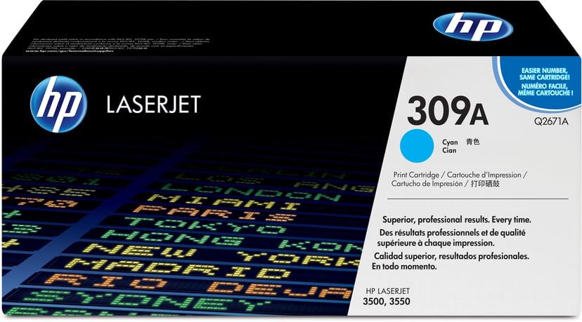 HP Toner Cyan - Q2671A