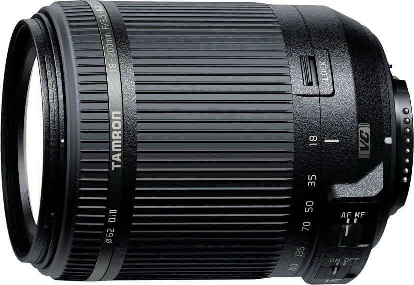 Tamron AF DI II 18-200/3,5-6,3 VC Nikon