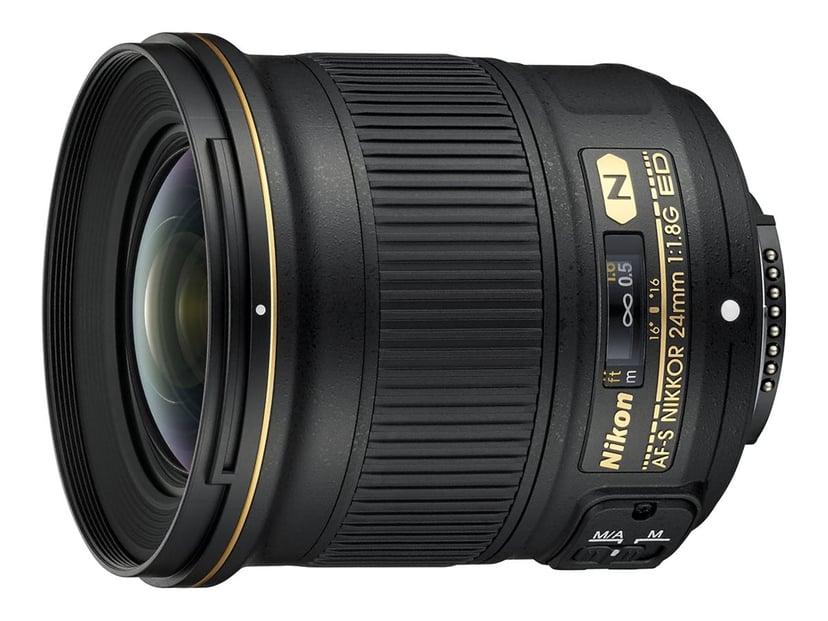 Nikon AF-S 24/1,8 G ED