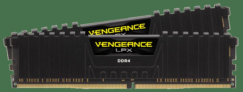 Corsair Vengeance LPX 32GB 3,000MHz DDR4 SDRAM DIMM 288-pin