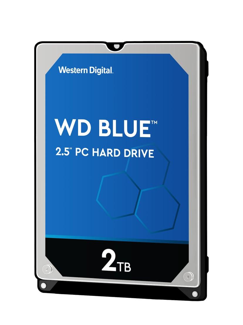 """WD Blue 2TB 2.5"""" 5,200rpm"""