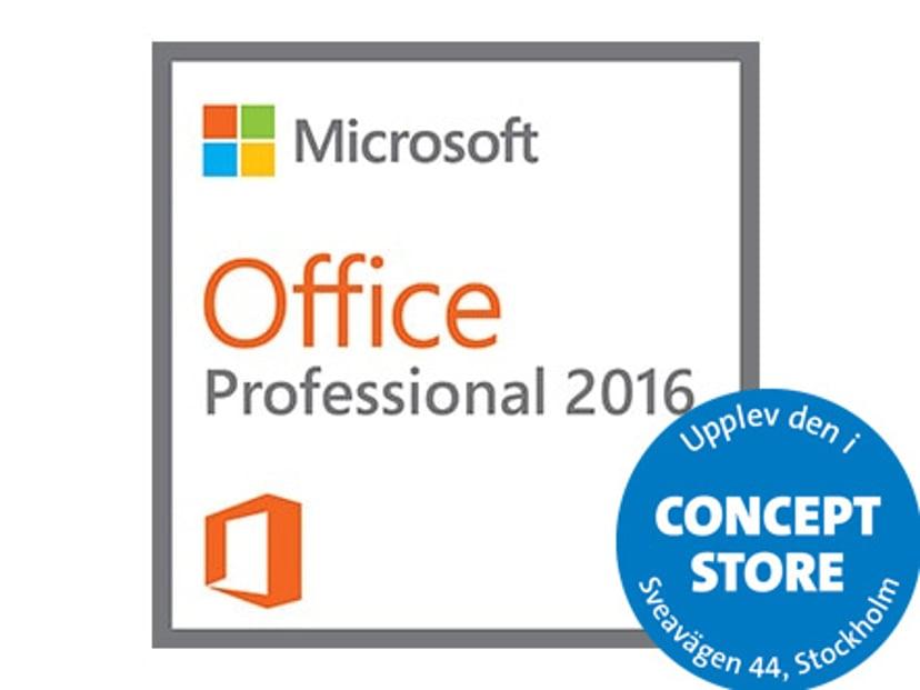 Microsoft Office Professional 2016 Win ESD