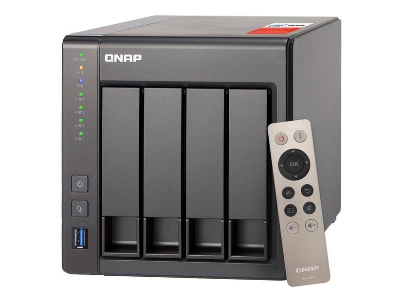 QNAP Ts-451+ 8GB 0TB NAS-server