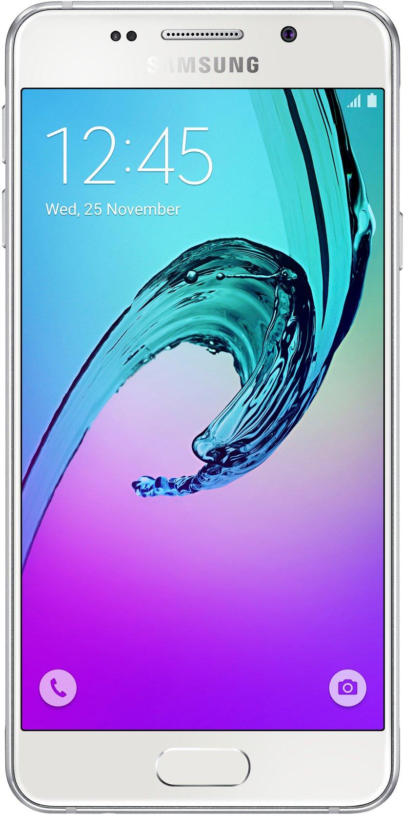 Samsung Galaxy A3 (2016) 16GB Hvit