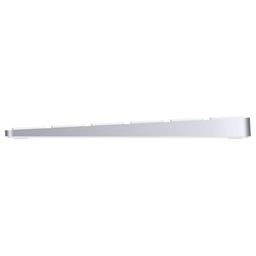 Apple Magic Keyboard - tastatur Tastatur Trådløs Tysk Hvid, Sølv