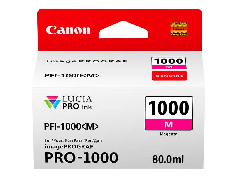 Canon Bläck Magenta PFI-1000 M - IPF-1000