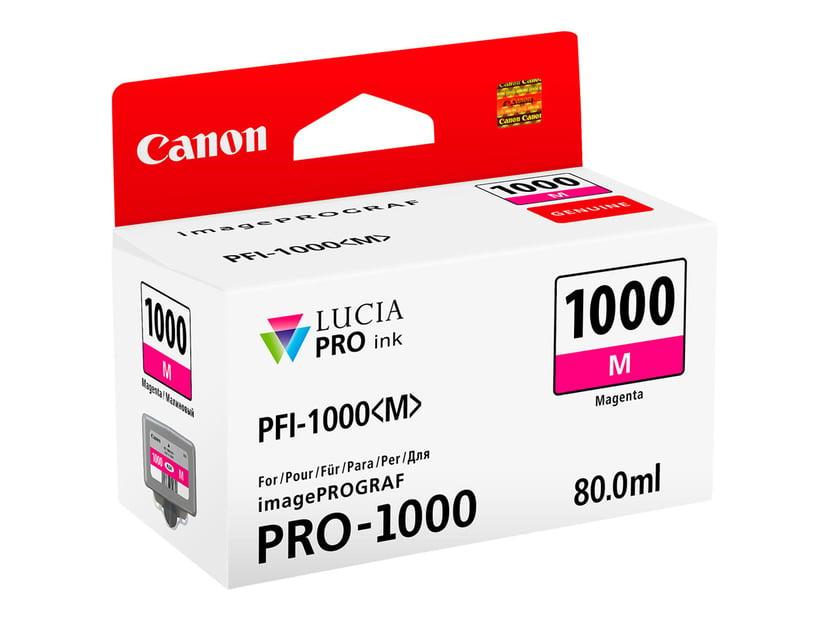 Canon Blekk Magenta PFI-1000 M - IPF-1000