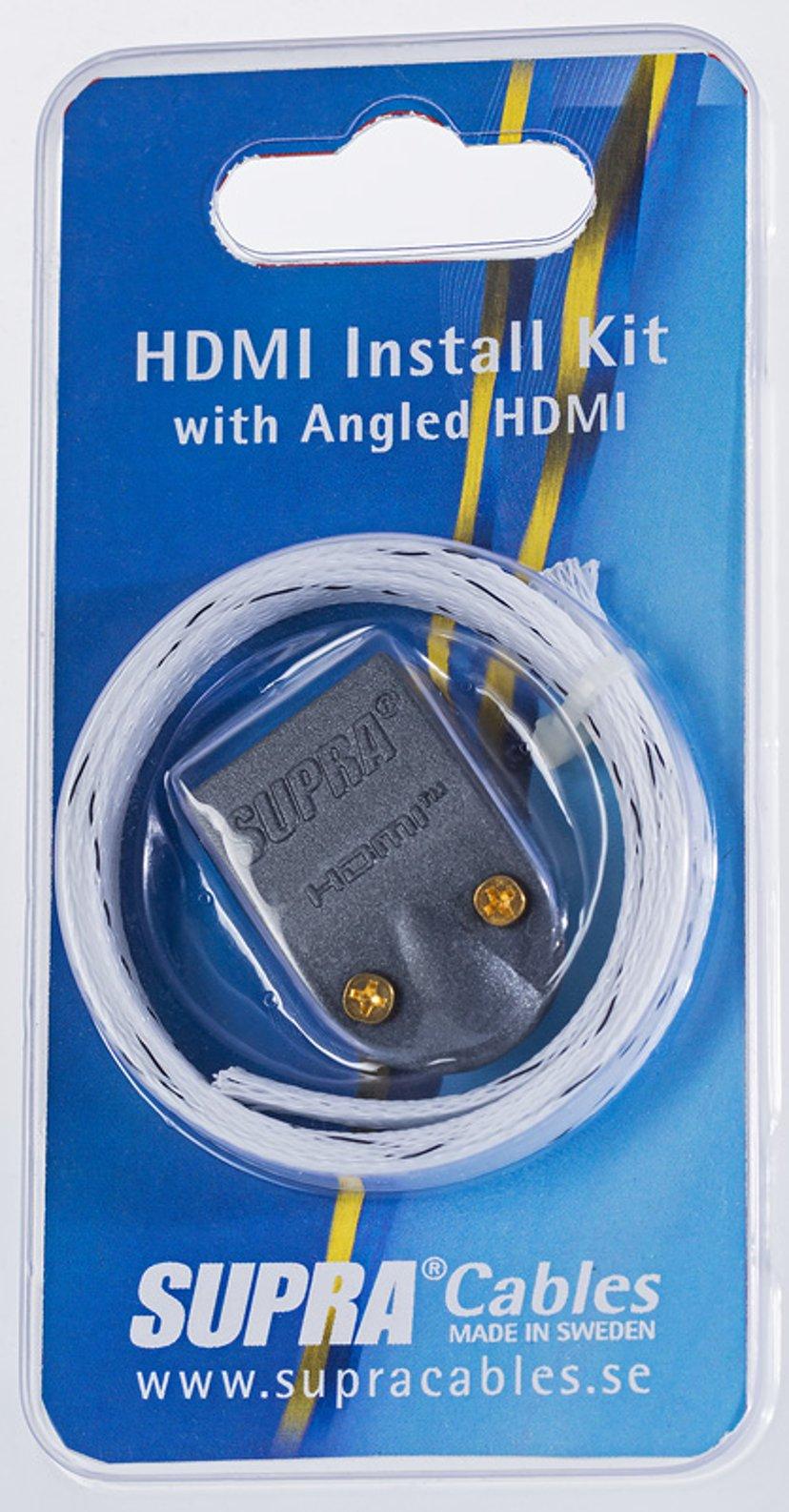 Jenving SUPRA HDMI Install Kit MET-B