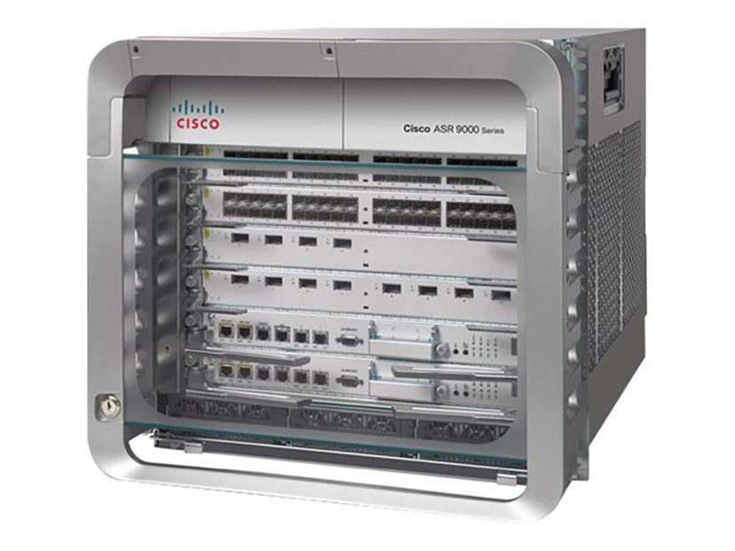 Cisco ASR 9006 with PEM Version 2