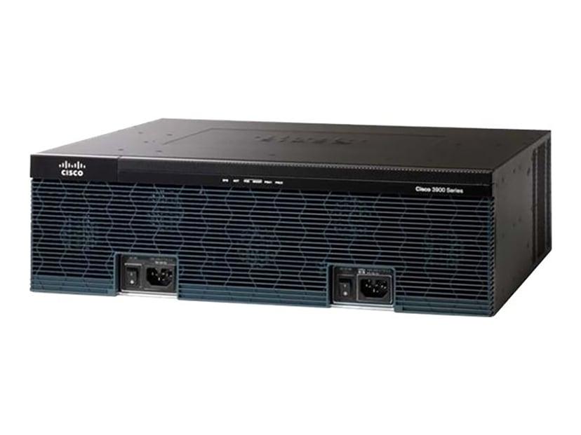 Cisco 3925 Voice Security and CUBE Bundle