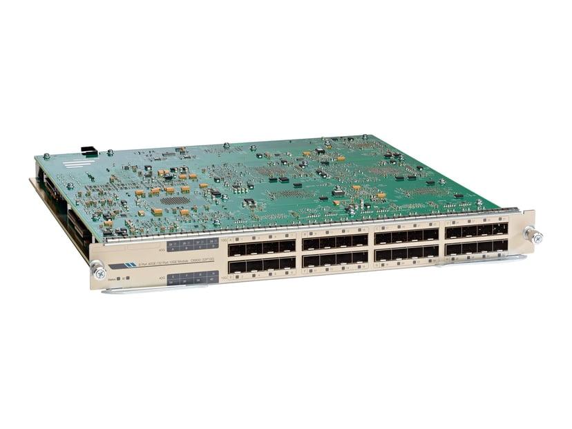 Cisco Catalyst 6800 Series 10 Gigabit Ethernet Fiber Module with dual DFC4
