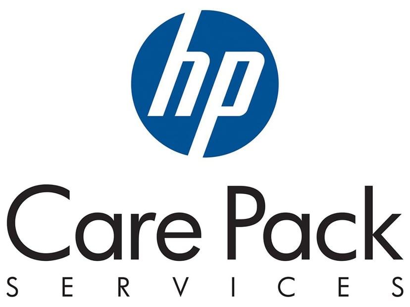 HP Care Pack 3år Nästa Arbetsdag - Hårdvarusupport
