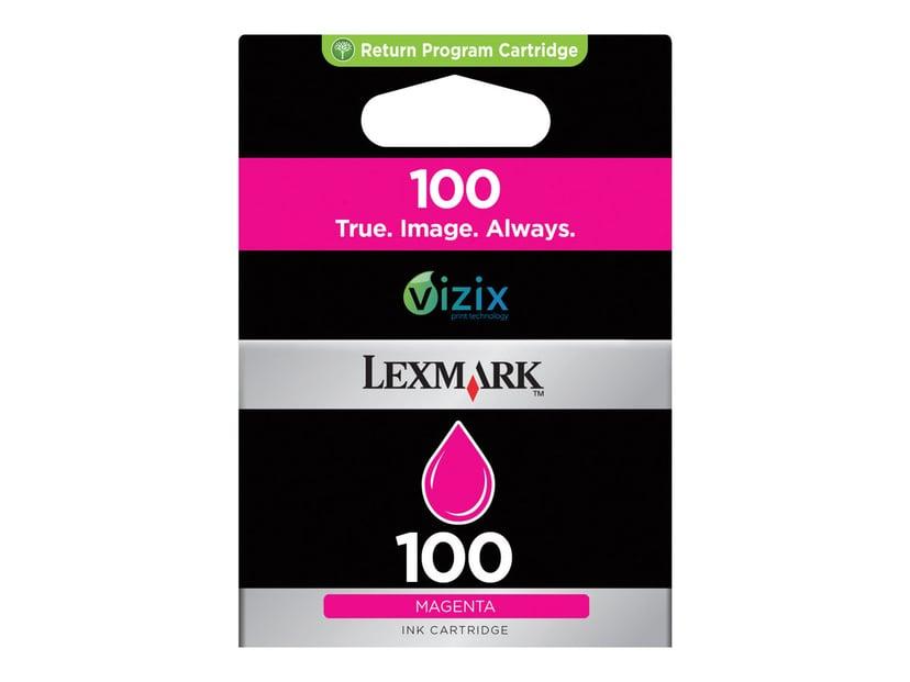 Lexmark Blæk Magenta No.100