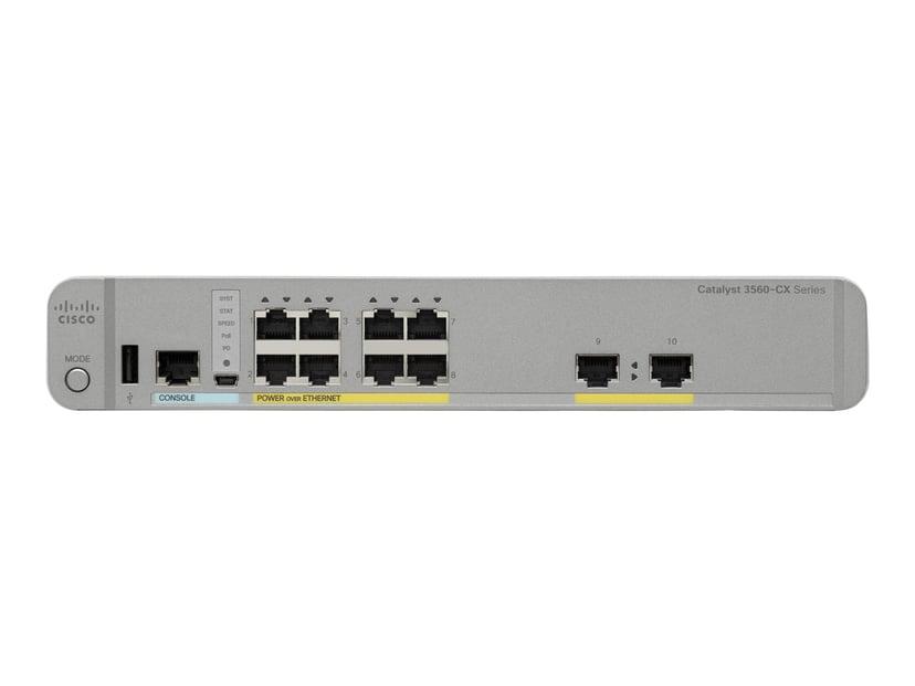 Cisco Catalyst 3560Cx-8Pt-S