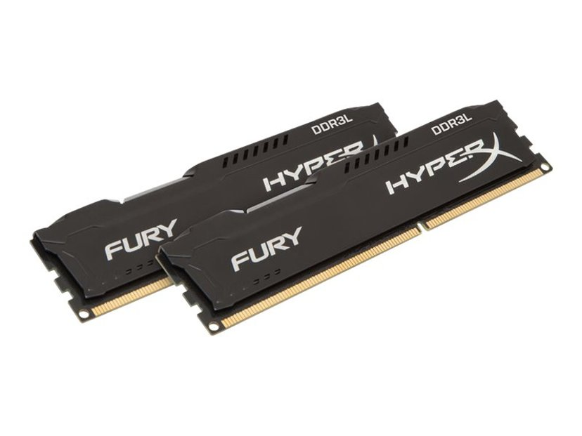 Kingston HyperX FURY 8GB 1,866MHz DDR3L SDRAM DIMM 240-pin
