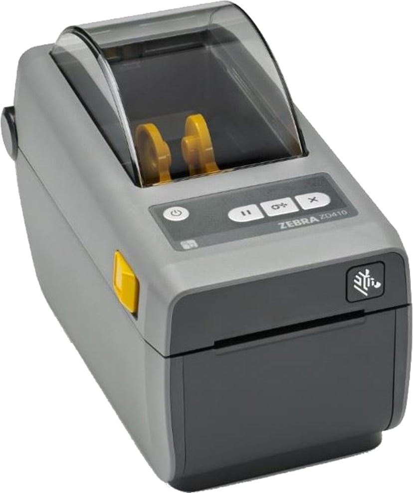 Zebra ZD410 DT 203dpi USB/ETH Mörkgrå