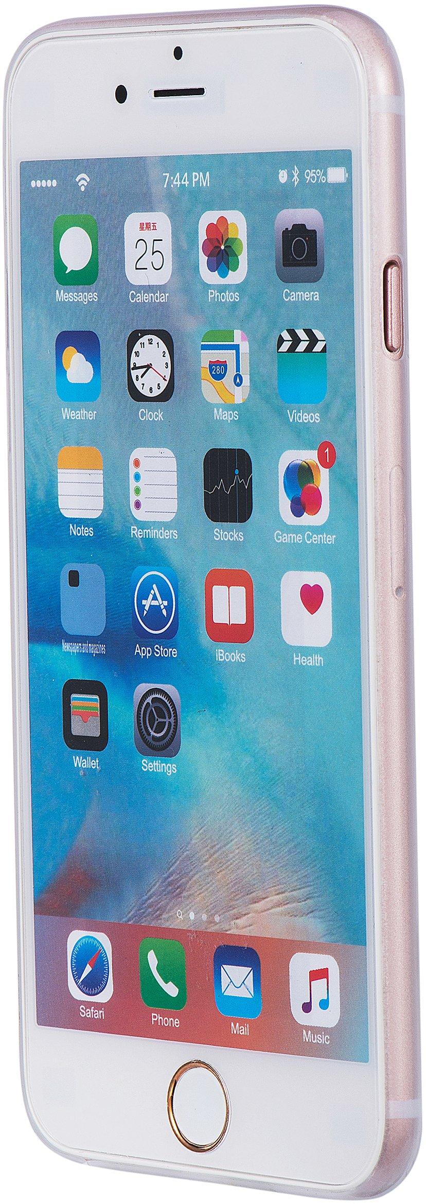 Cirafon Slim Case iPhone 6/6s Gjennomsiktig