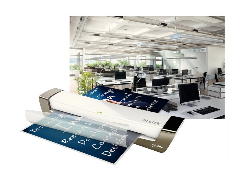 Leitz Lamineringsmaskin iLAM Office A3 Silver