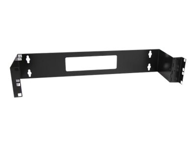 Startech 2U 19in Hinged Wall Mount Bracket for Patch Panels