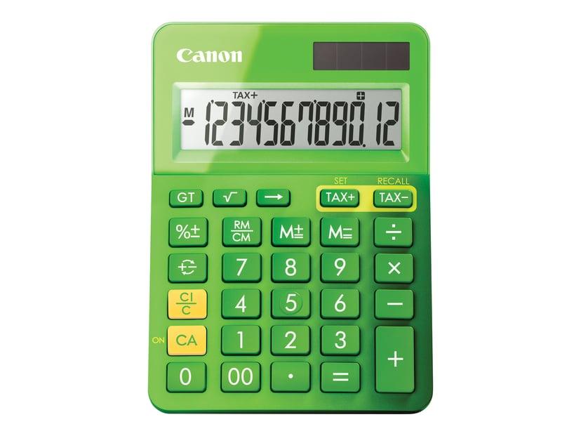 Canon Kalkulator LS-123K-MGR Metallic Grønn
