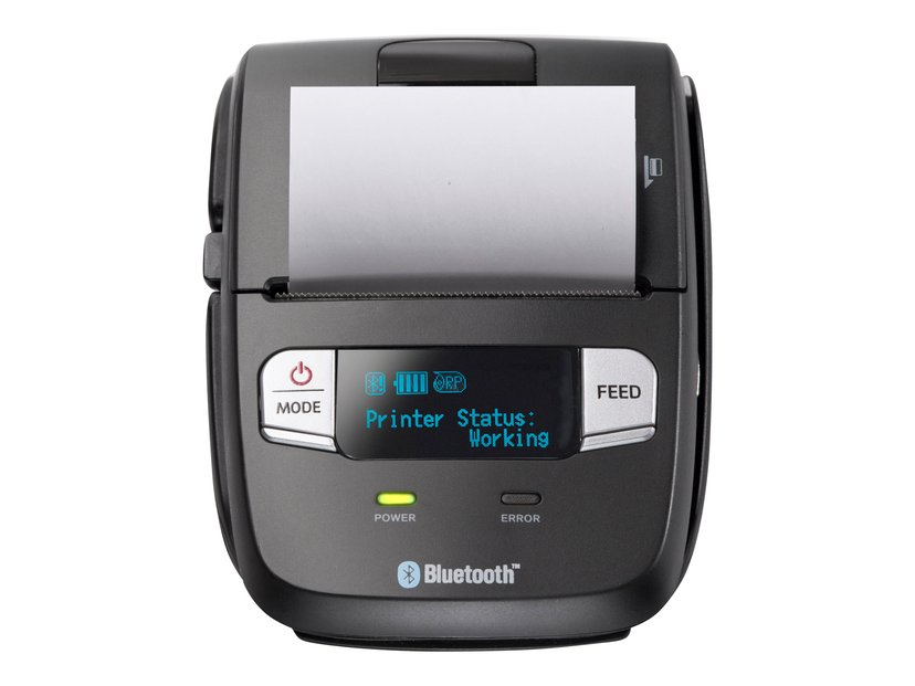 Star Kvittoskrivare SM-L200 USB/BT No Power Supply