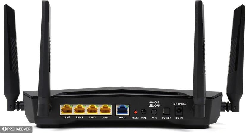 Zyxel Armor Z2 AC2600 MU-MIMO Wireless Router