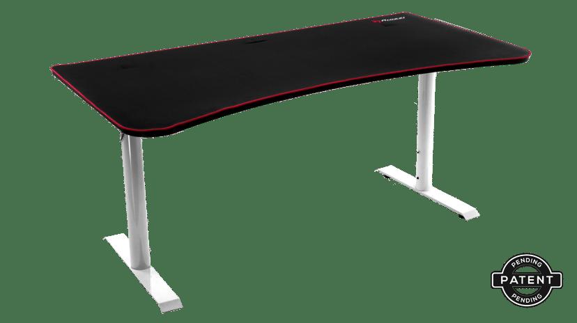 Arozzi Gaming Desk Arena - Vit