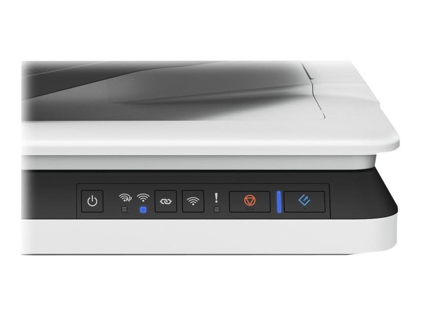 Epson WorkForce DS-1660W A4 Scanner
