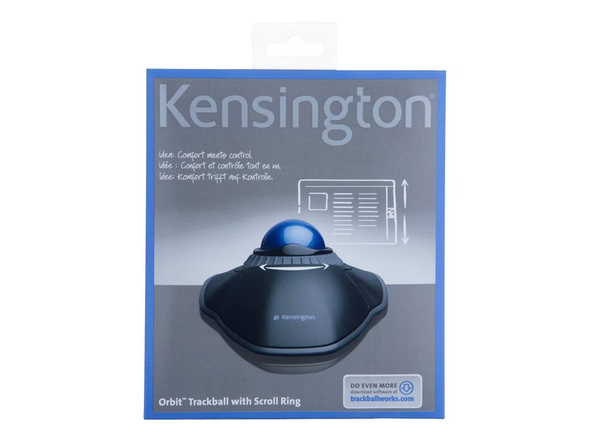 Kensington Orbit Svart