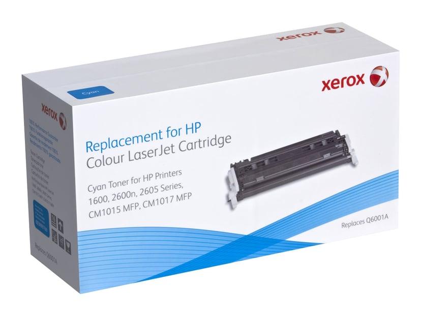 Xerox Toner Cyan - CLJ 1600/2600