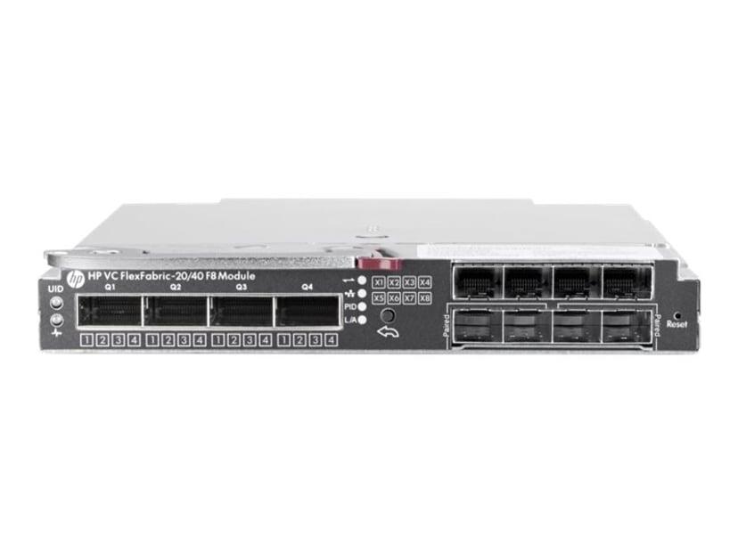 HPE Virtual Connect Flexfabric-20/40 F8 Module