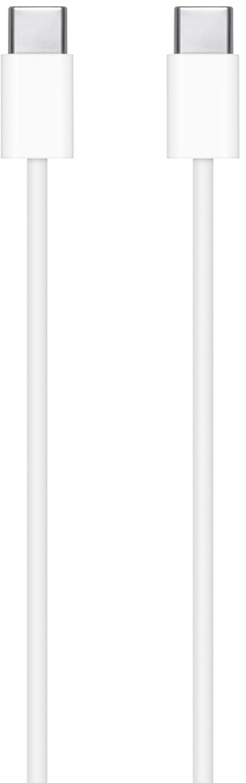 Apple USB-C laddningskabel Vit 2m